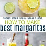 How to Make the Ultimate Margarita Recipe