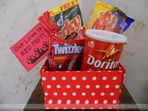 Red Hot Love- Valentines Ideas- Dating Divas