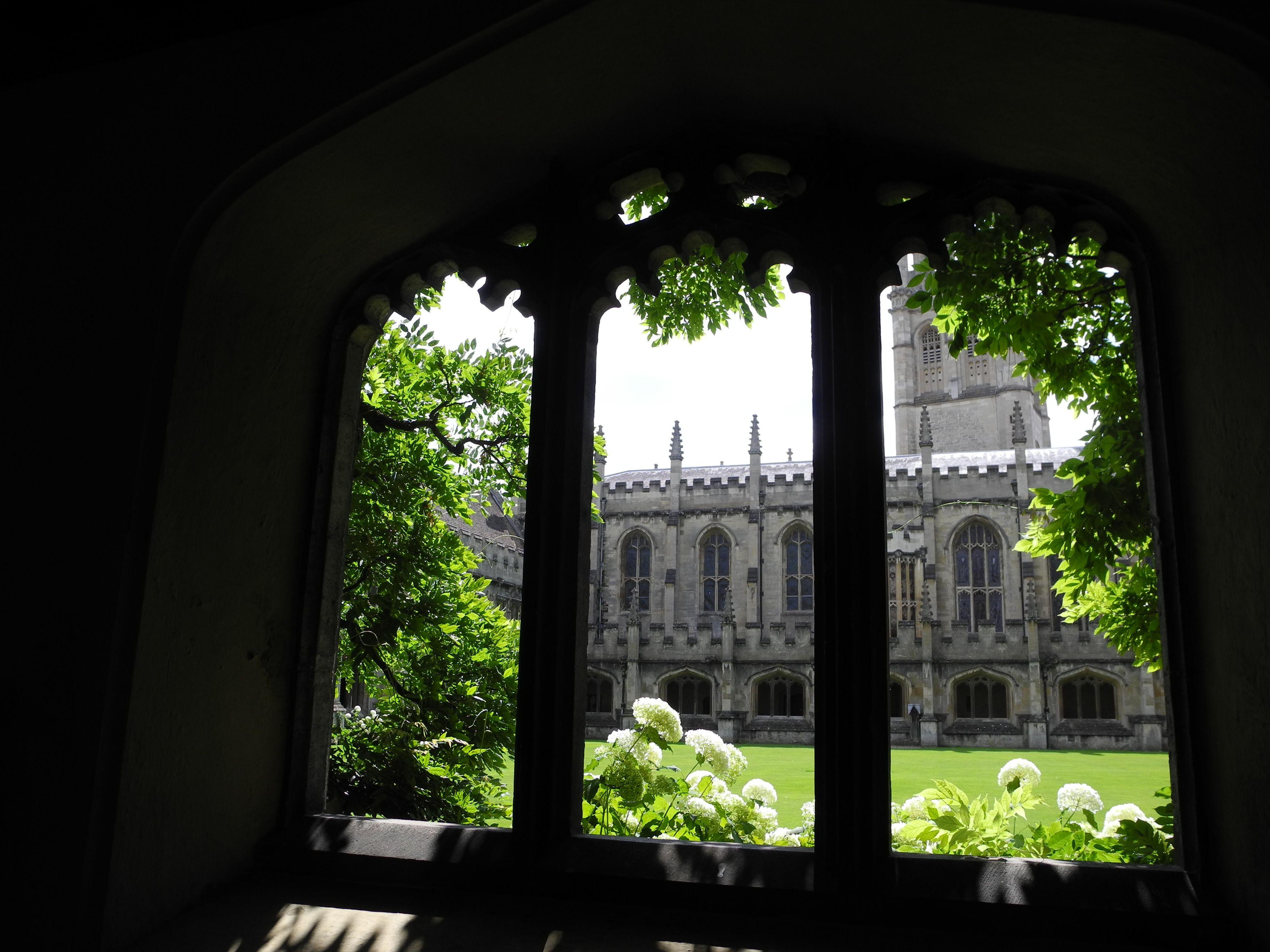 Magdalen College Oxford 2011