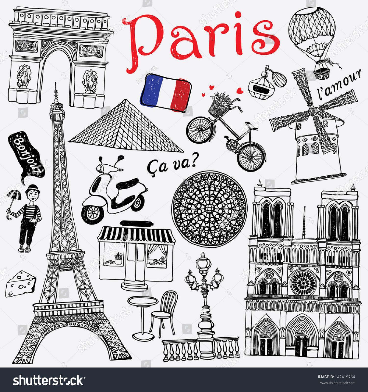 Paris Illustration: Paris Is Always A Good Idea.
