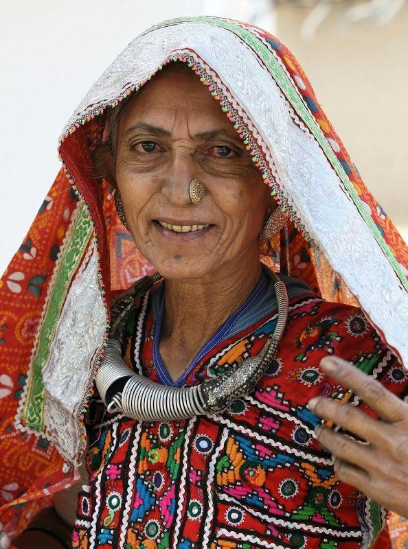 Tribal Jewellery of Gujarat - Kutch ~ Jewellery India