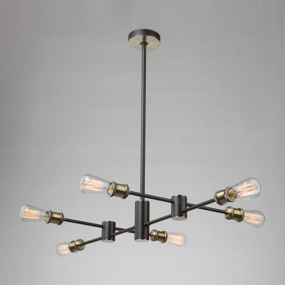 Shop Artcraft Lighting AC10786 Tribeca 6-Light Chandelier at Loweu0027s Canada. Find our selection of chandeliers at the lowest price guaranteed with u2026 & Shop Artcraft Lighting AC10786 Tribeca 6-Light Chandelier at Loweu0027s ...