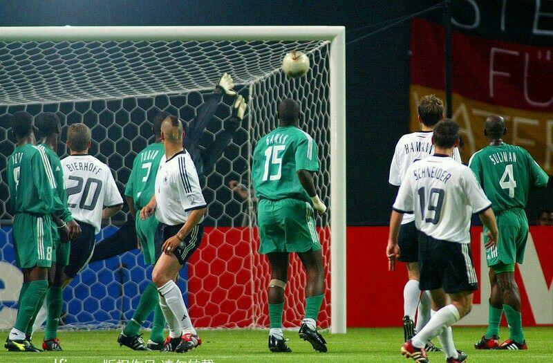 Image result for Germany 8-0 Saudi Arabia - 2002