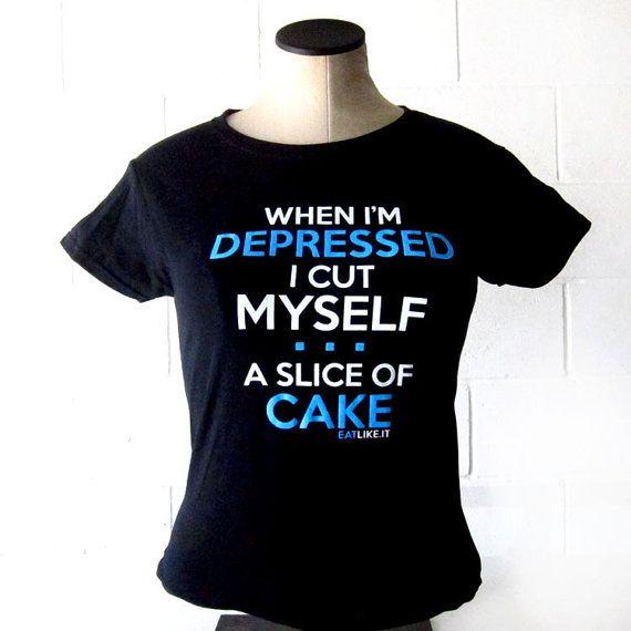 When I'm Depressed...