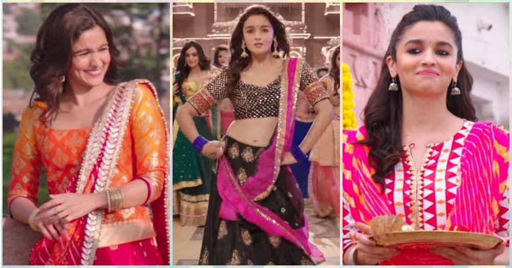 16+ Badri ki dulhania alia bhatt dress inspirations