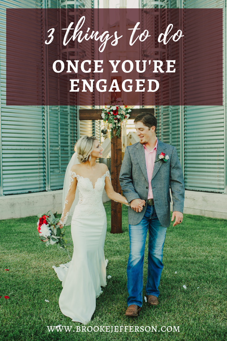 568a6138e98 You re engaged! That is so exciting! Now that wedding planning is in