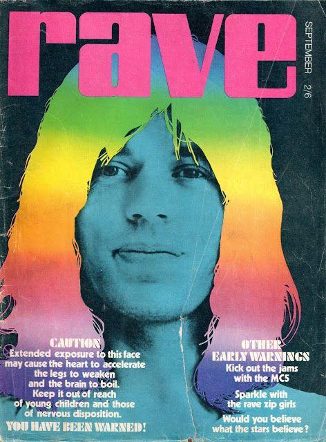 1960's magazine covers