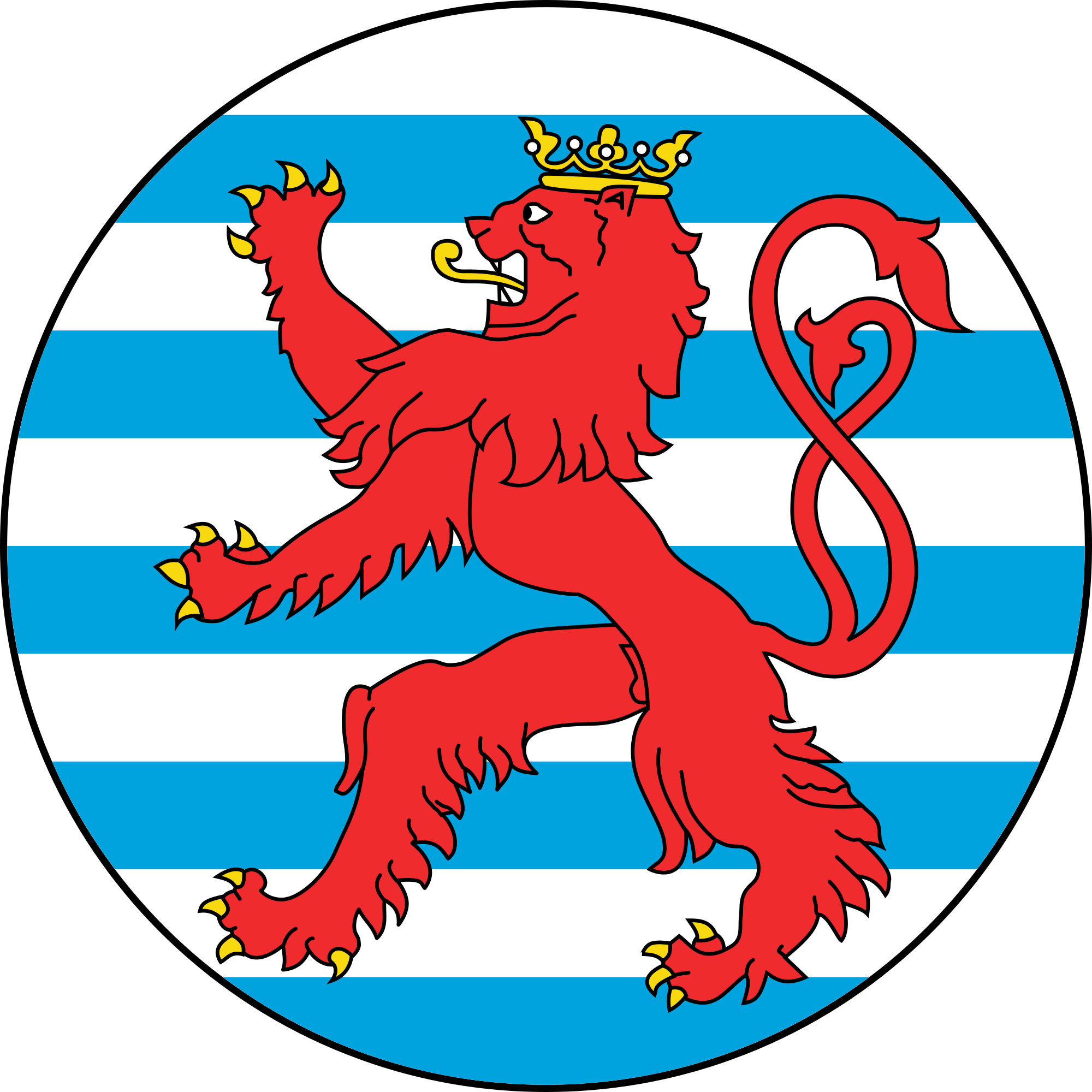 Luxembourg aviation rondel medieval life and leisure pinterest roundel of luxembourg biocorpaavc Choice Image
