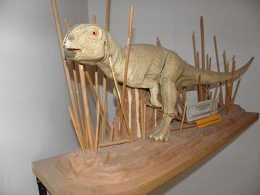 'El Hipsi de Galve', el dinosaurio comedor de plantas más pequeño de España.
