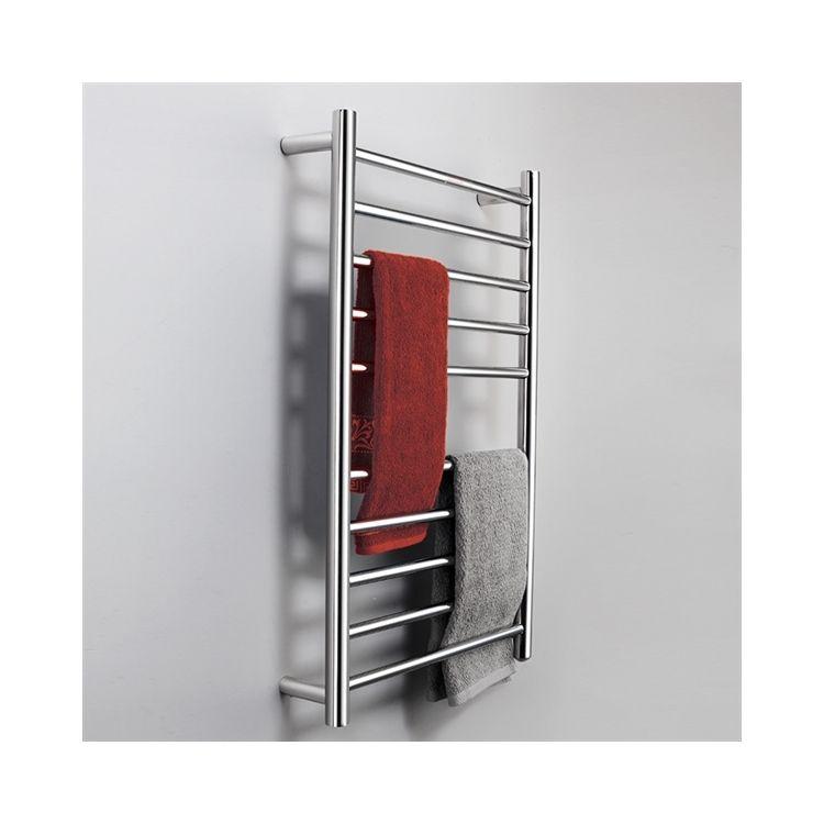 壁掛けタオルウォーマー タオルハンガー 簡易乾燥 ステンレス鋼 90w