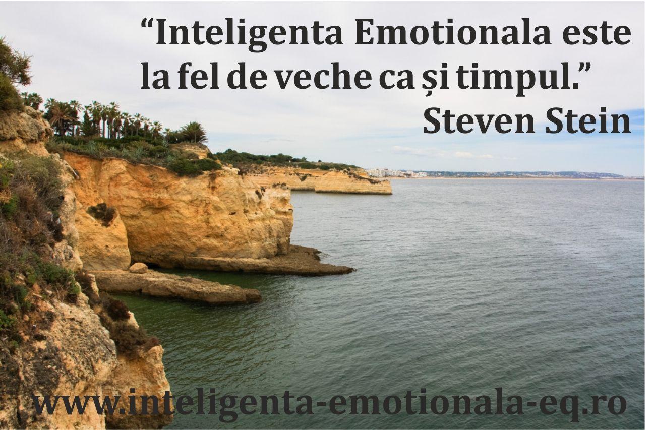 """citate despre inteligenta emotionala Inteligenta Emotionala este la fel de veche ca și timpul."""" Steven  citate despre inteligenta emotionala"""