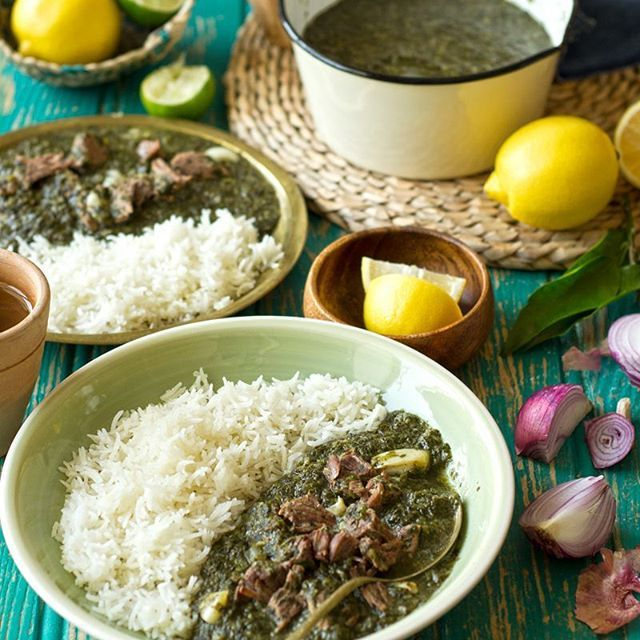 Mulukhiyah A Stew Fit For Royals Egyptian Food Middle East Recipes Jordanian Food