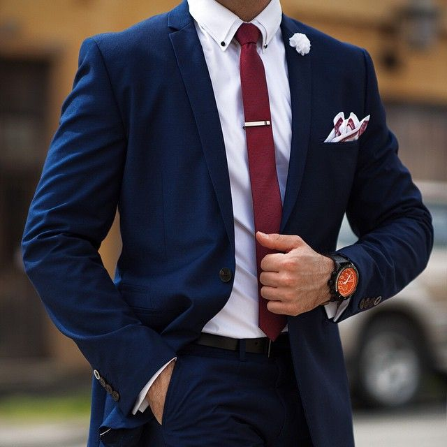 how to make suits for men