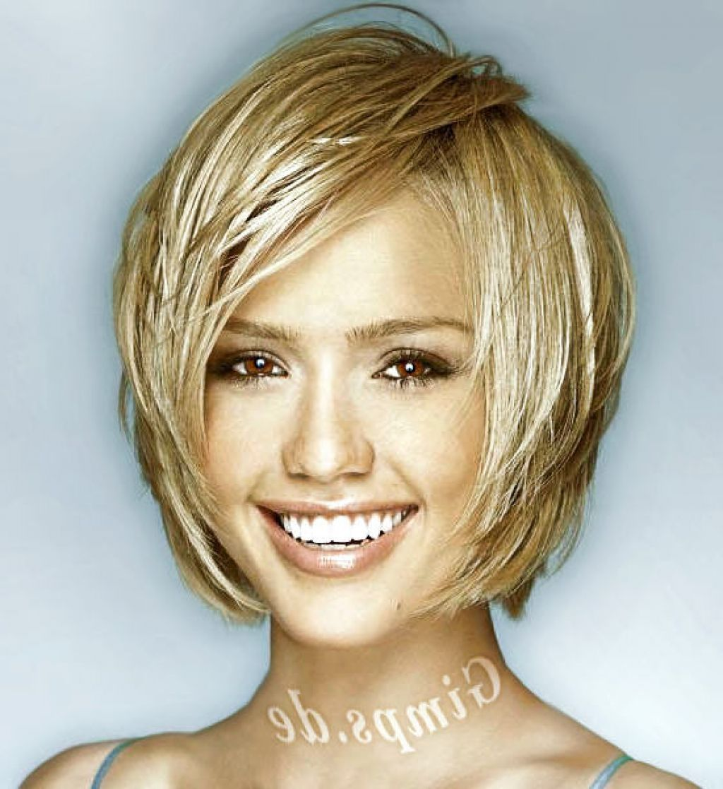 14++ Medium haircuts for thick hair and fat face ideas