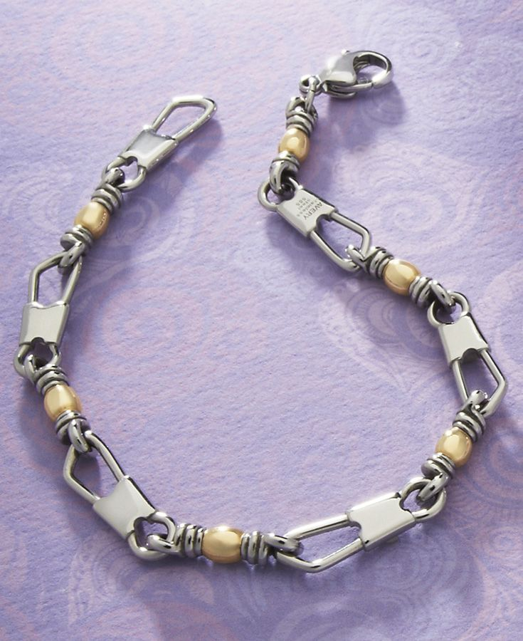 Fishers of Men Bracelet jamesavery Accessorization Pinterest