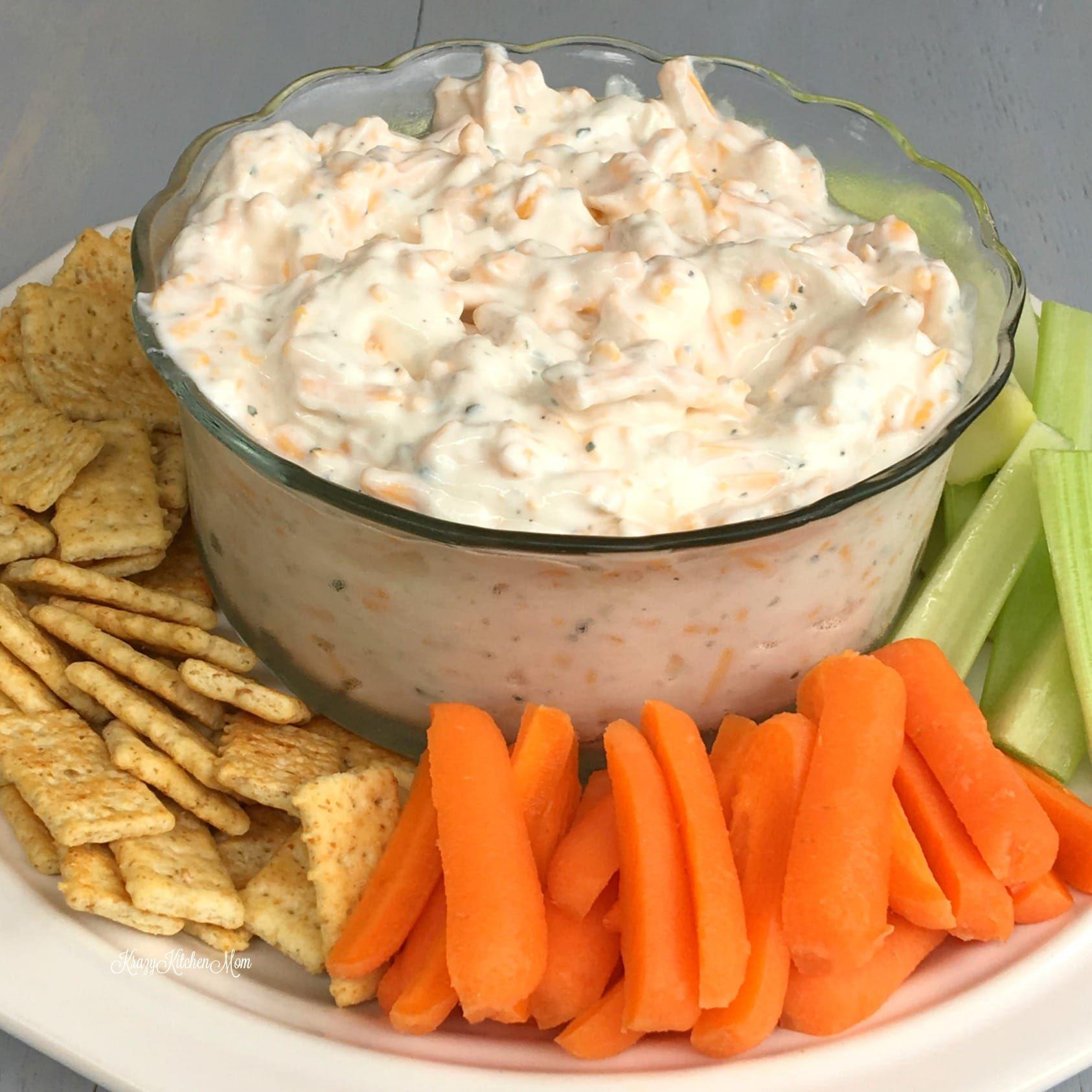 recipe: hidden valley ranch dip recipe with sour cream [19]