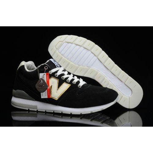 New Balance NB996 noctilucence black white women shoes JC349568
