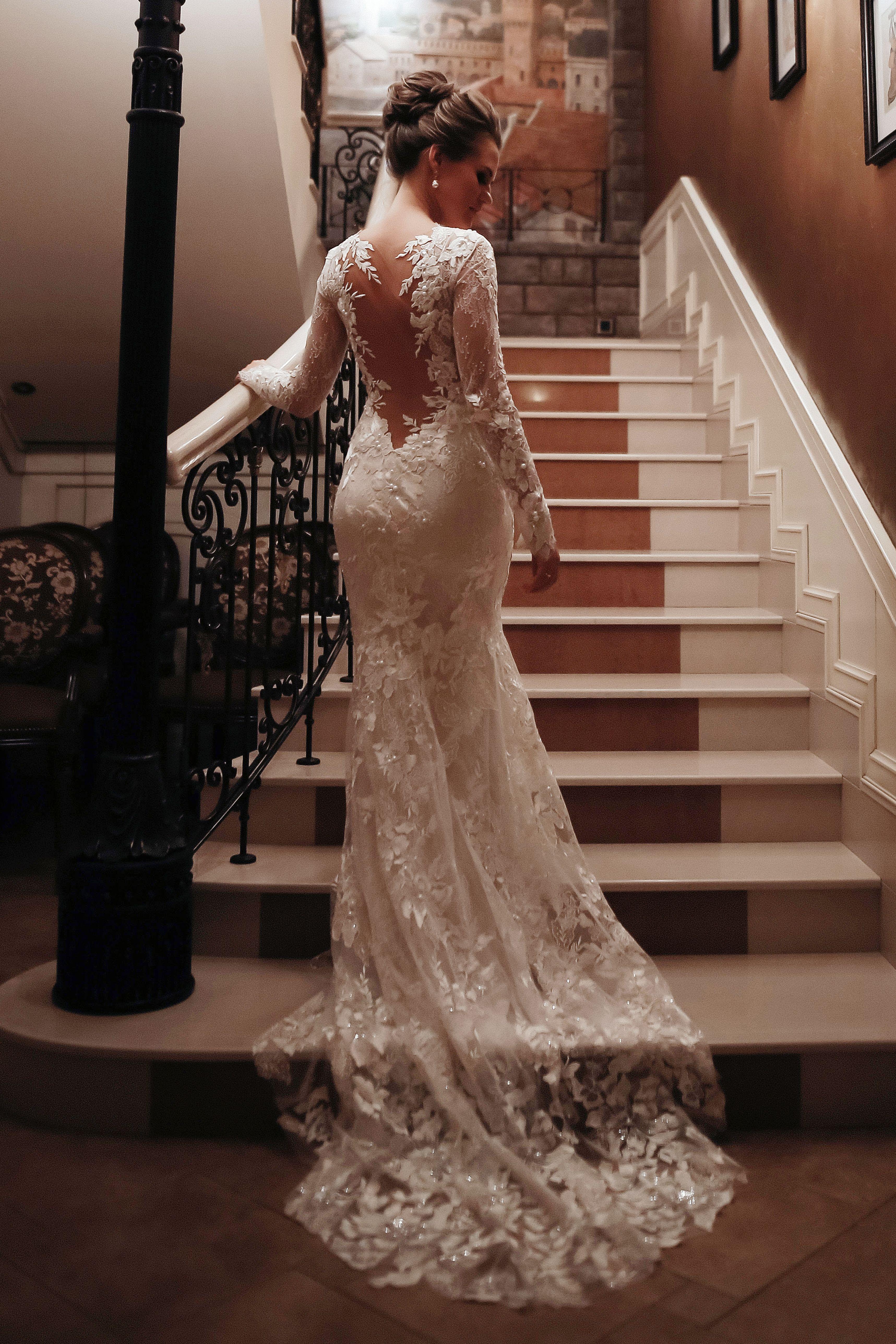 Pin On Lace Wedding Dresses [ 5151 x 3434 Pixel ]