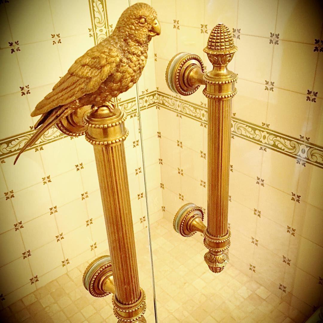 The Best Shower Door Handle Ever Socute Bird