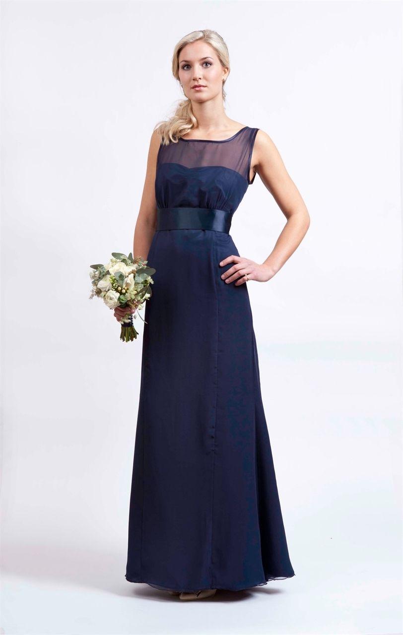 amazing navy blue lace wedding dress impressive
