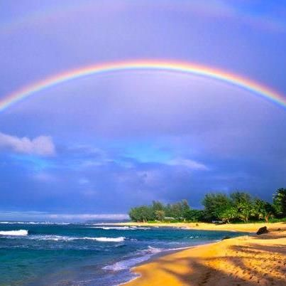 Rainbows forever.
