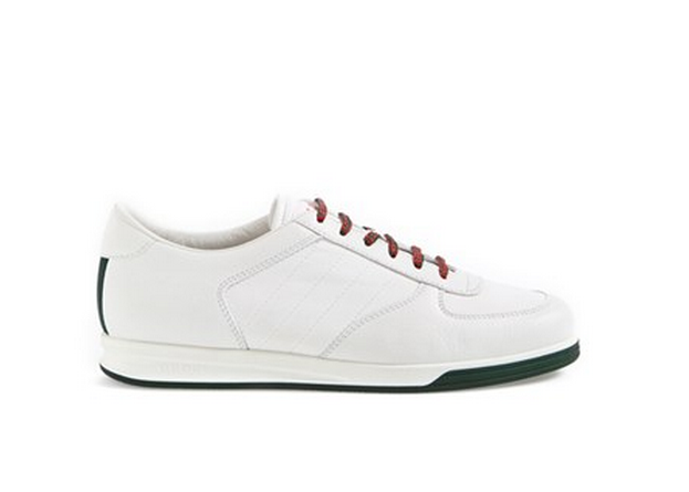 166d6d6f3b2 Throwback Thursday  Vintage Gucci Sneakers