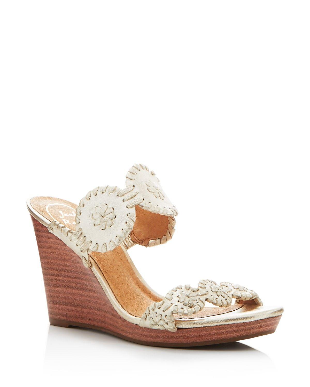 Jack Rogers Luccia Wedge Sandals | Bloomingdale's