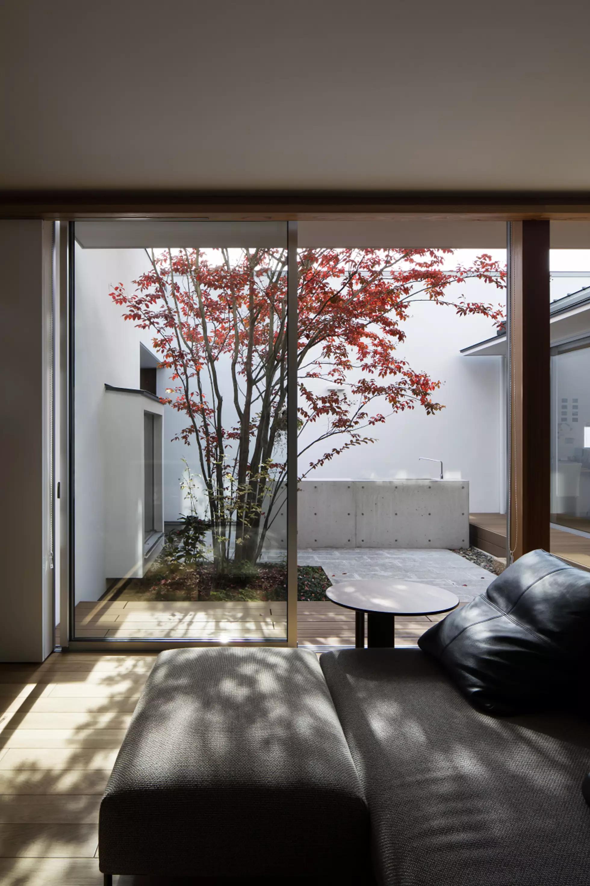 Japanese Modern Minimalist House Design