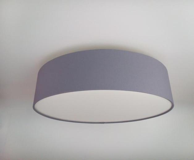 Günstige Wohnzimmerlampen ~ Deckenleuchte 50 cm diffusor hellgrau beleuchtung flure und leuchten