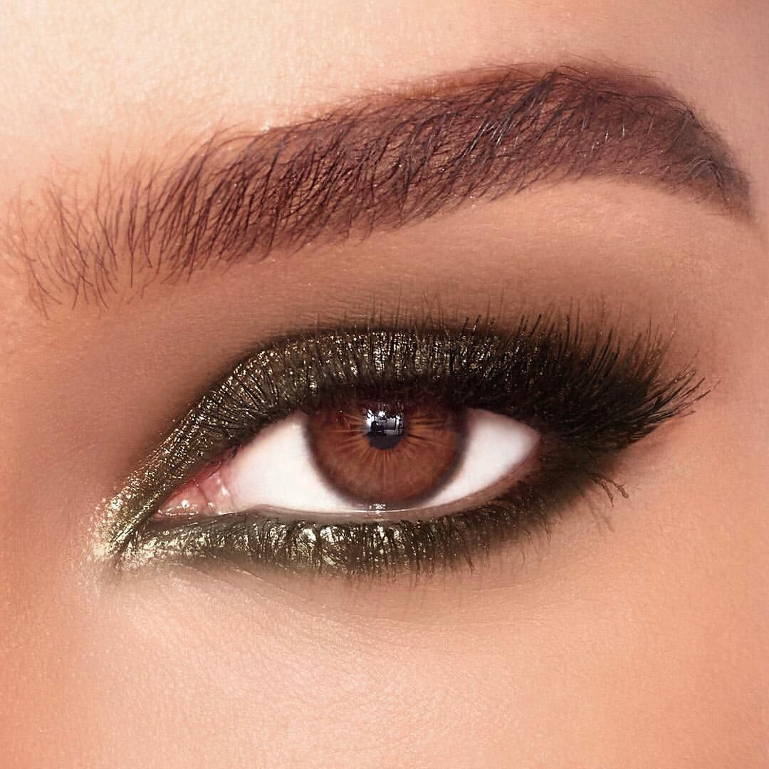 Darlings if you need a quick and easy smokey eye look this holiday