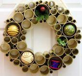 Door Decoration Making with Plastic Pvc Pipe- Plastik Pvc Bo…