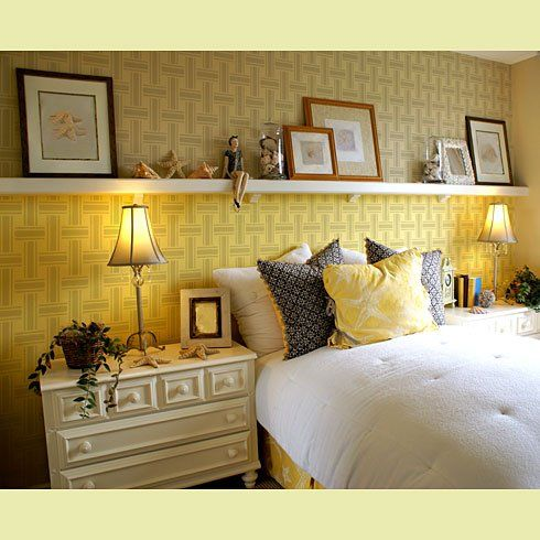 Mumbai Allover Stencil With Images Home Above Bed Decor Home