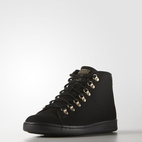 7725939eb917 adidas Stan Smith Winter Shoes - Brown
