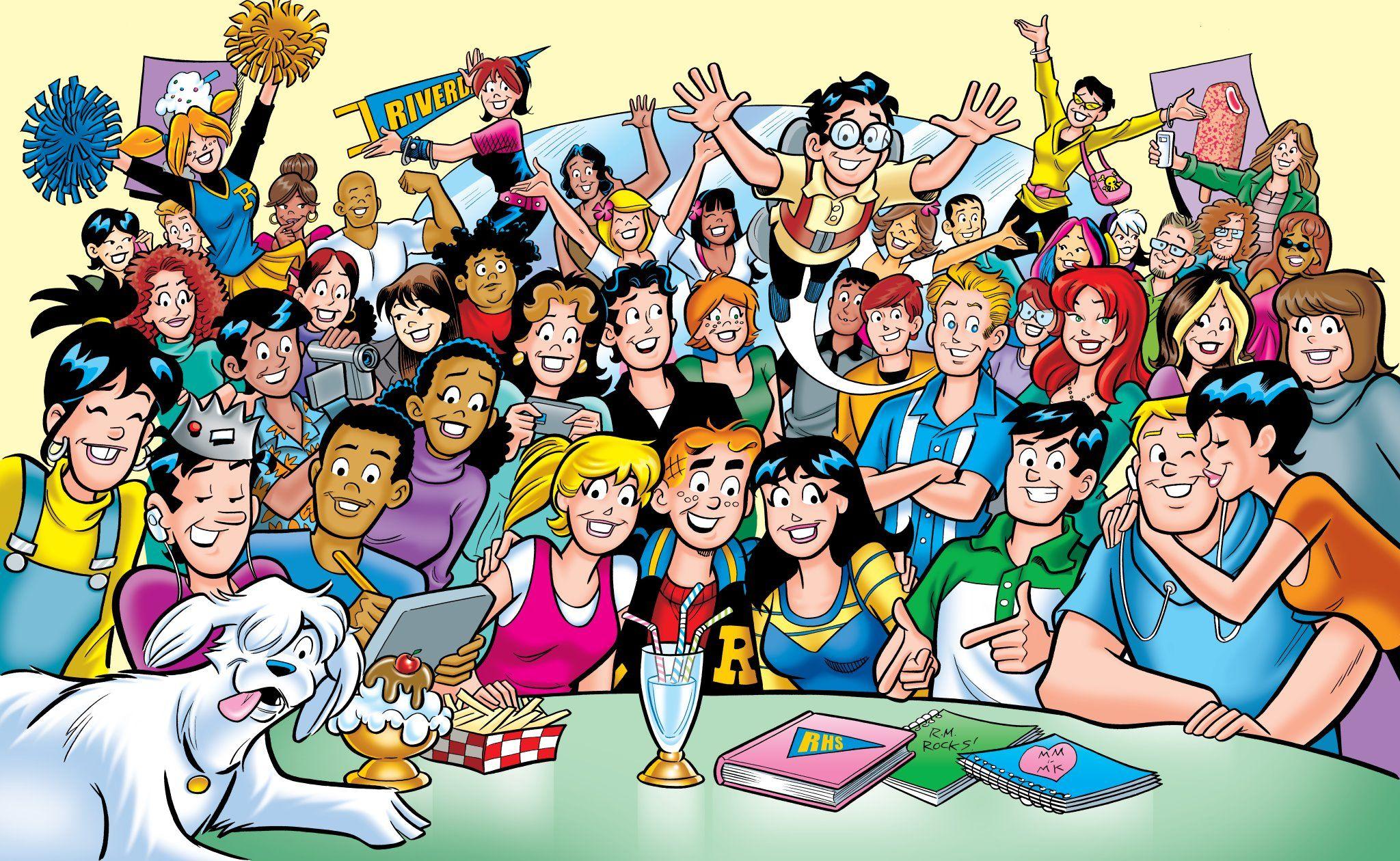 Page Not Found Archie Comics Archie Comics Characters Archie Comics Riverdale