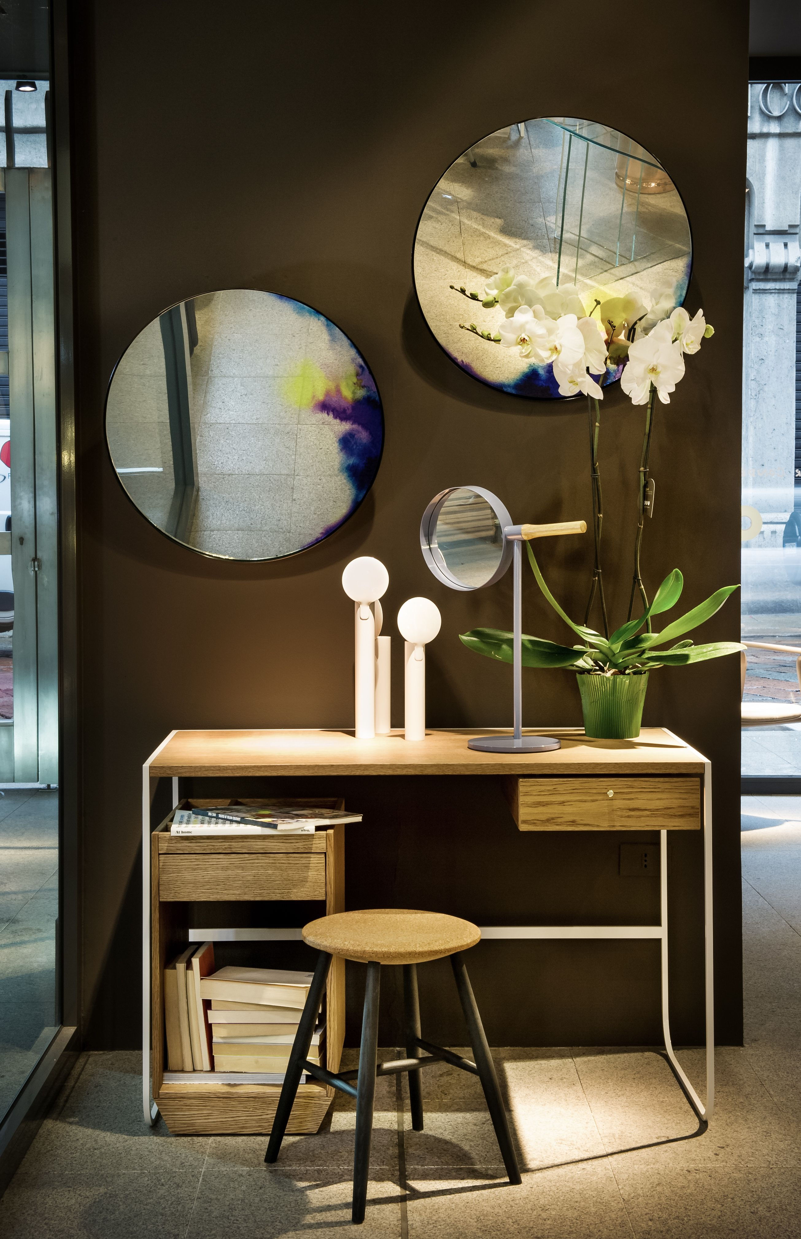 Francis   Wall Mirror By Constance Nice Design
