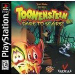 Buy Toonenstein Dare To Scare For Playstation Ps1 With Images