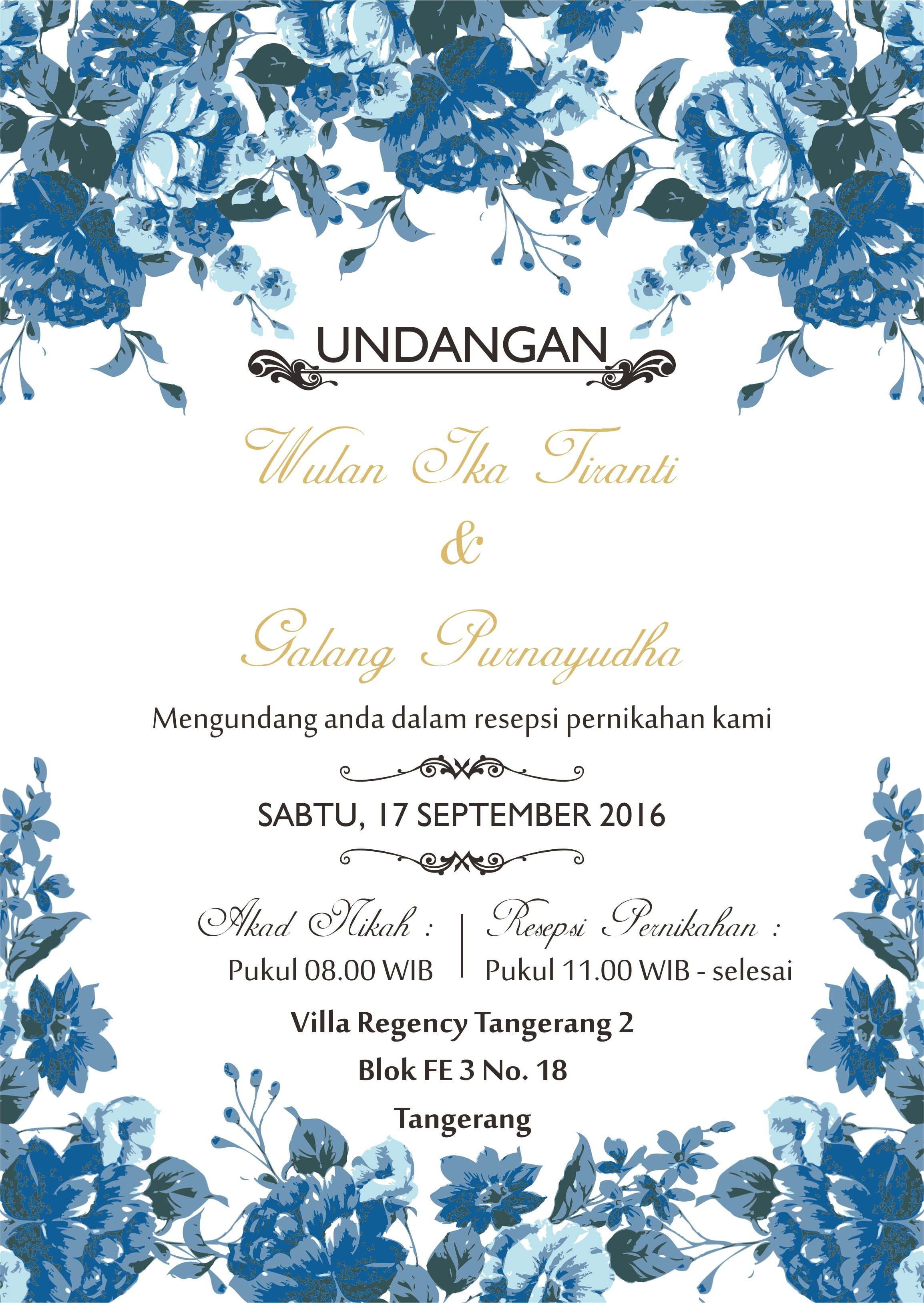 Online Wedding Invitation E Invitation Wedding Inviation Kartu Undangan Pernikahan Kartu Pernikahan Pernikahan