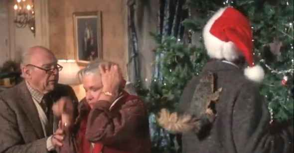 Christmas Vacation Squirrel.National Lampoon S Christmas Vacation Squirrel On Clark S