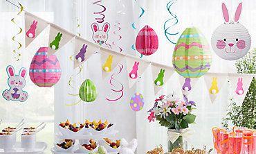 easter hanging decorations easter pinterest hanging - Easter Decorations