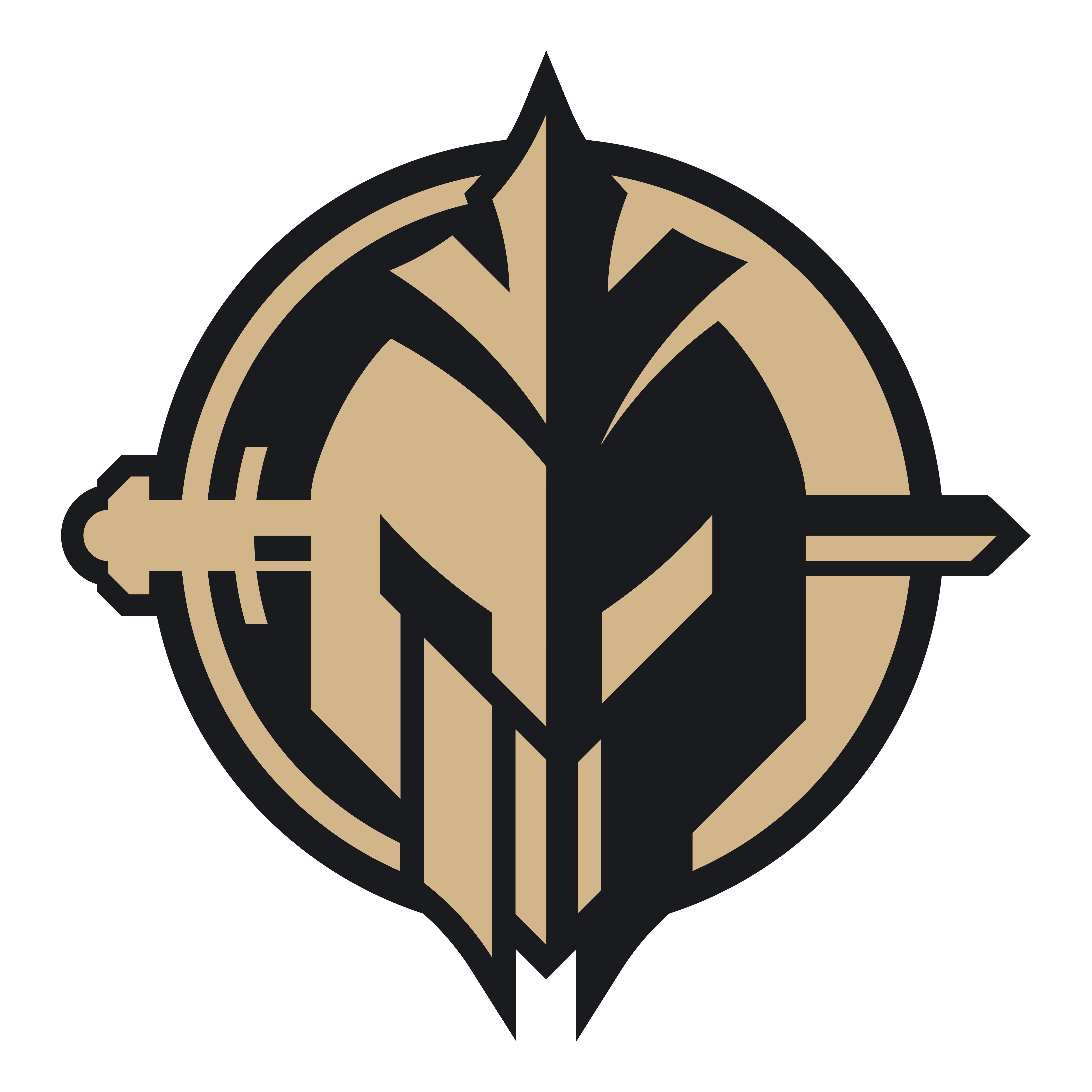 The U S Army S 68th Cssb Black Knights Logo Design Visual Design Blackest Knight
