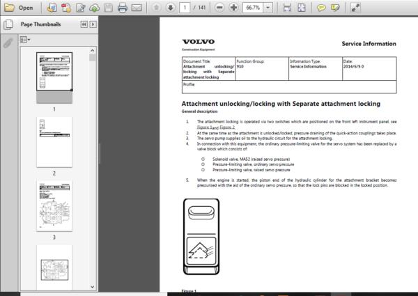 Volvo L180c Co L180cco Wheel Loader Workshop Service Repair Manual Pdf Download In 2020 Repair Manuals Volvo Repair
