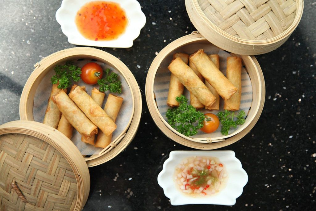 Top 5 Restaurants For Vegetarians In Singapore Top5 Vietnamese Street Food Food Spring Roll Recipe