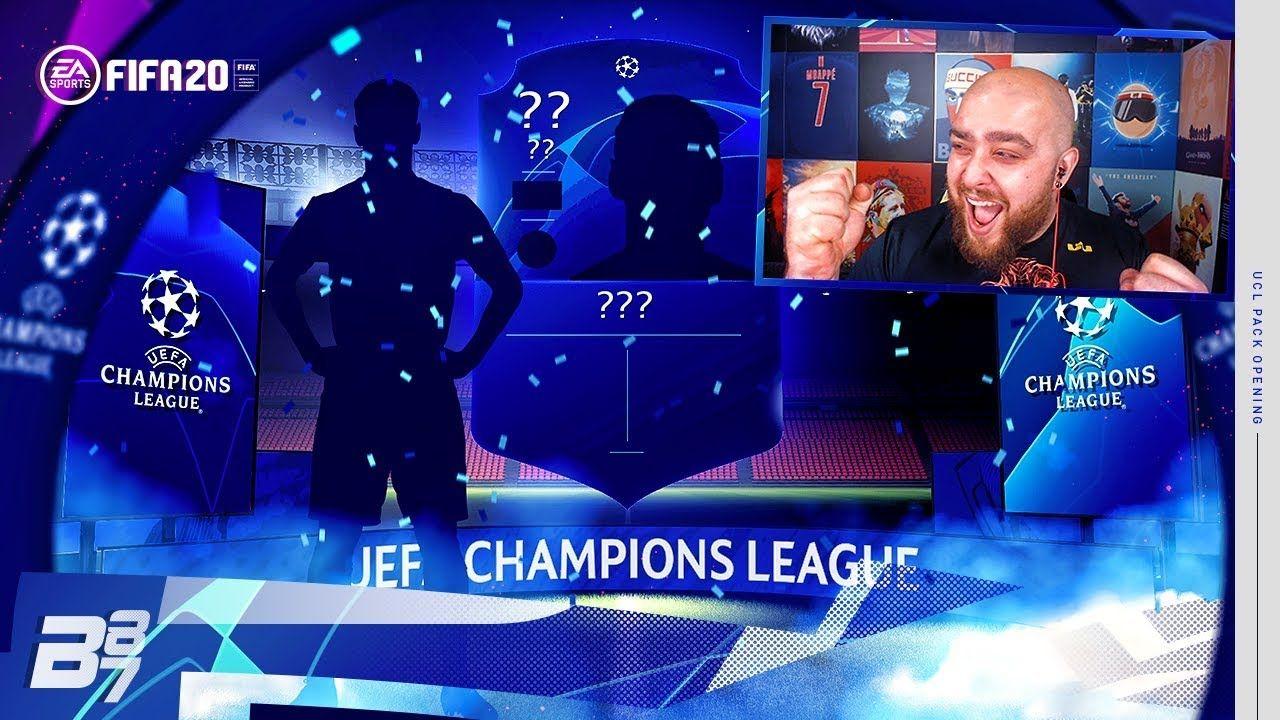 WALKOUT! UEFA CHAMPIONS LEAGUE CARDS ARE BACK! FIFA 20