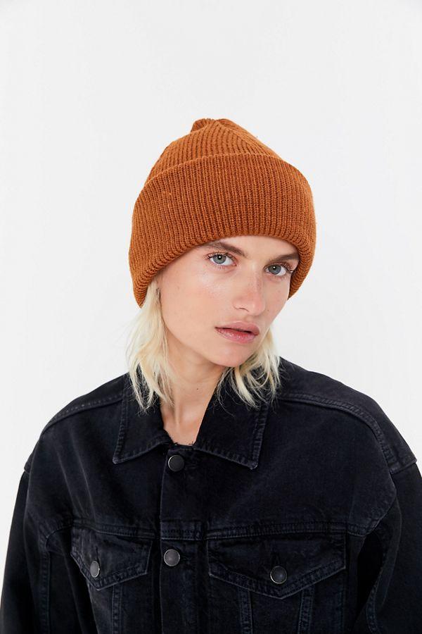 Tall Fisherman Beanie Beanie Knitting Hat Fashion