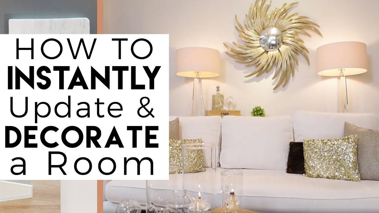 White Home Decor Interior Design Decorating Painting # ...