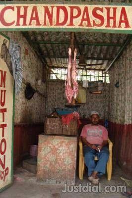 Chand Pasha Mutton Shop