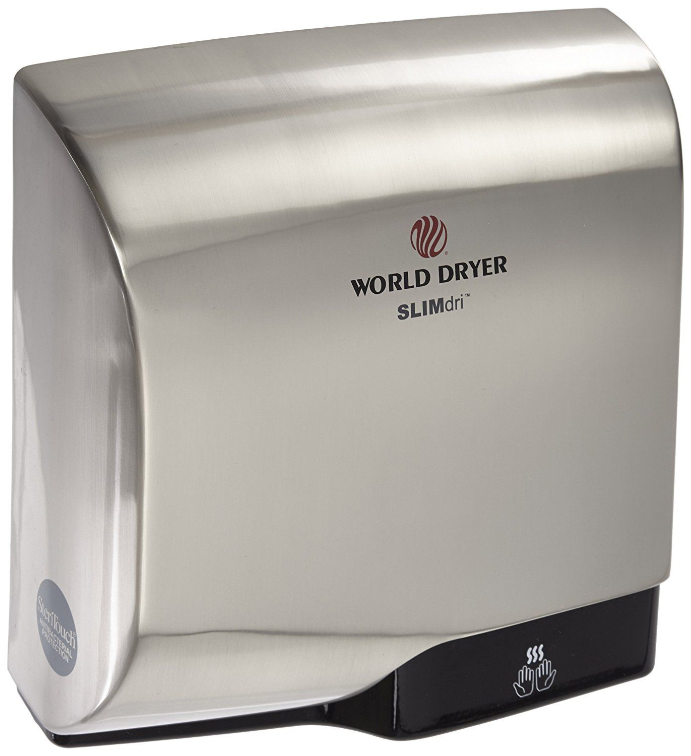 Hand Dryers For Bathrooms Plans World Dryer L971 Slimdri Surface Mounted Ada Compliant Automatic .