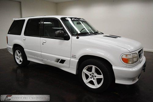1998 Ford Explorer Saleen Xp8 Awd Ford Explorer Ford Suv Ford