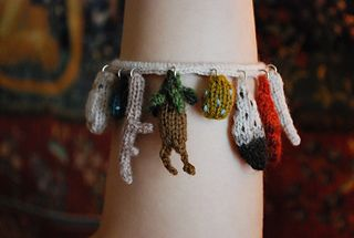 Care of Magical Creatures Charm Bracelet