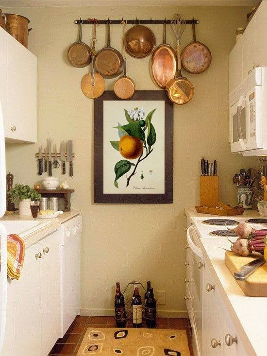 Fruit Kitchen Wall Art Print Antique Botanical Illustration | Etsy